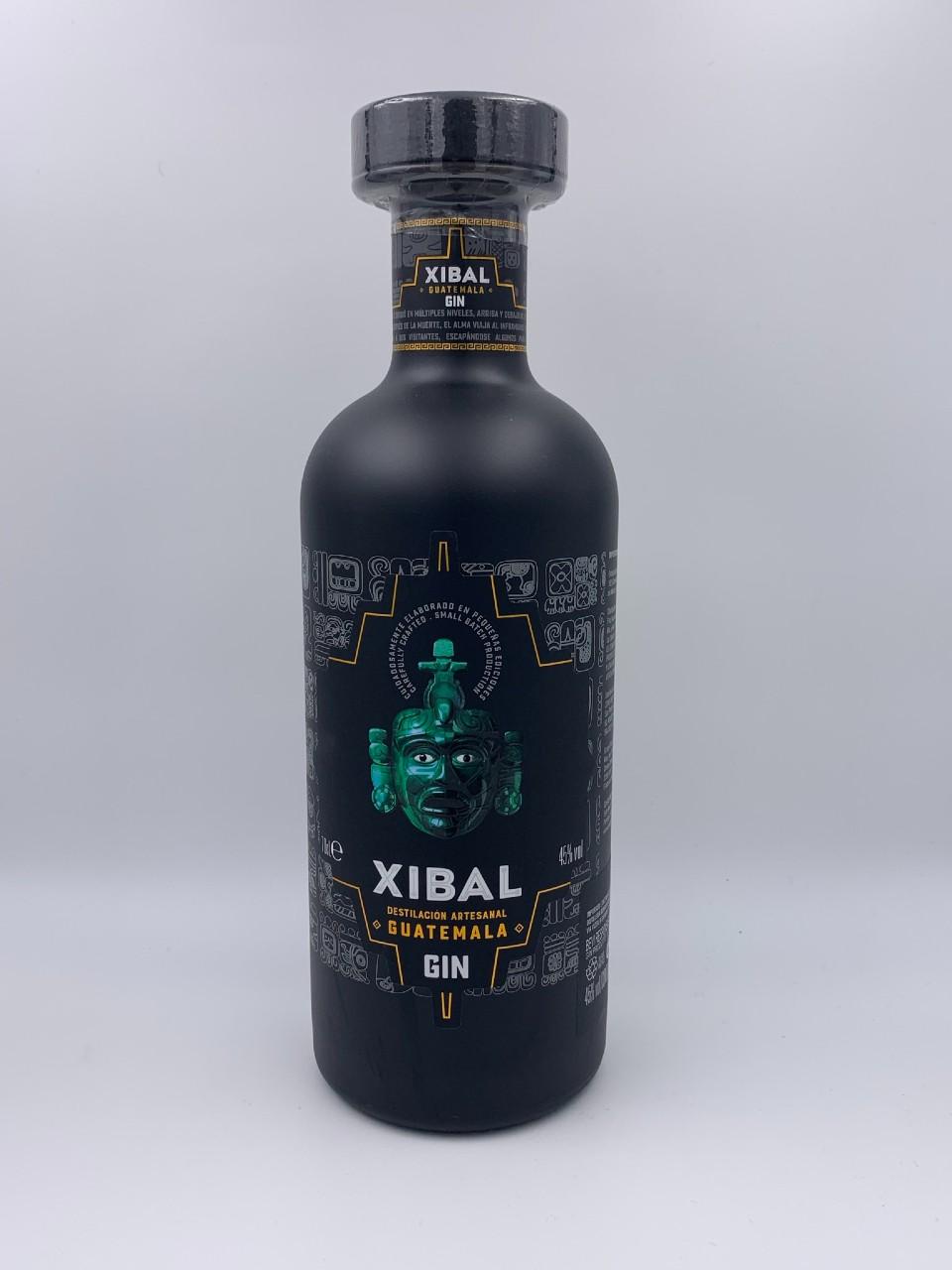 Xibal Gin Guatemala Handcrafted Premium