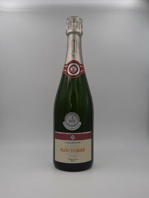 André Goutorbe Brut Tradition Champagne Frankrijk