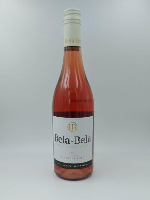 Bela-Bela Pinotage Rosé Handcrafted wines Western Cape Zuid-Afrika