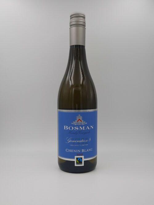 Bosman Family Vineyard Generation 8 Chenin Blanc Fairtrade